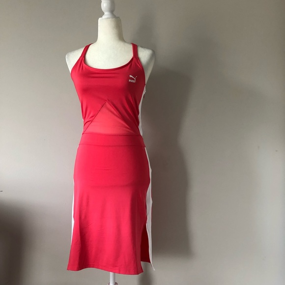 d02f27de5 Puma Dresses | New Archive T7 Bodycon Dress | Poshmark